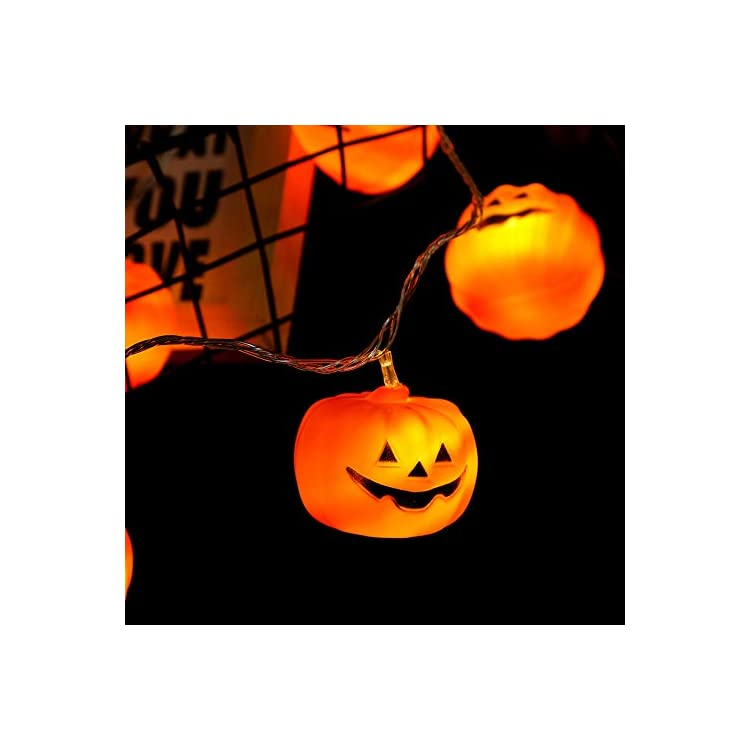 Halloween-String-Lights,-LED-Pumpkin-Lights,-Holiday-Lights-for-Outdoor-Decor,2-Modes-Steady/Flickering-Lights(20-One-Pumpkin-Lights,-9.8-feet)