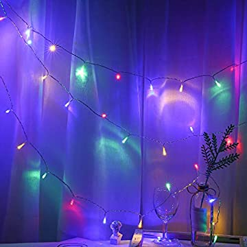 Fairy-Lamp-USB-50LEDs-Ball-String-Light-Decorative-Lights-for-Christmas-Wedding-Home-(Multicolor)