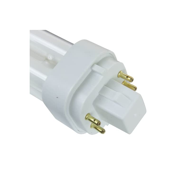 PLD26/E/SP50K-26-Watt-Compact-Fluorescent-Plug-In-4-Pin-Light-Bulb,-50