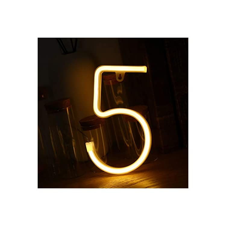 Warm-White-Number-5-Neon-Night-Lights-Roman-Numerals-Shaped-Led-Night-Signs-Best-Night-Lamp-for-Home-Bar-Club-Pub-Hotel-Decoration-Birthday-Wedding-Christmas-Party-Bedroom-Wall-Hanging-Decor-(5)