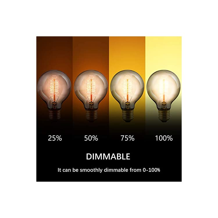 6-Pack-Antique-Edison-Light-Bulbs-60W,-G25/G80-Globe-Vintage-Industrial-Style-Light-Bulb-2200K-E26/27-Base-Dimmable-Amber-Glass-Incandescent-Light-Bulbs-for-Home-Light-Fixtures