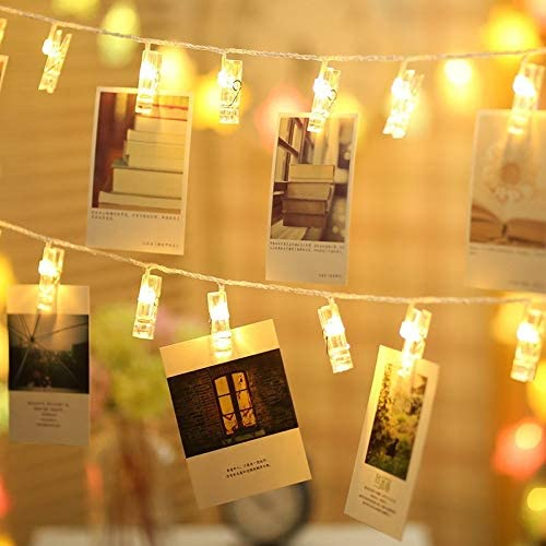 80-LED-Photo-Clip-String-Lights-Battery-Powered-Twinkle-Lights-Picture