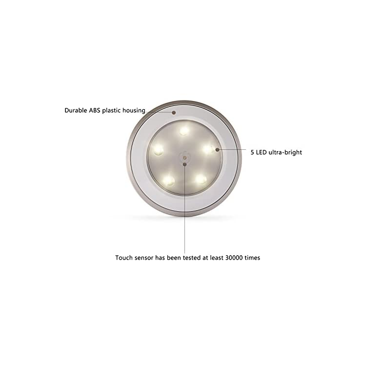 LED-Tap-Lights-Stick-On-Push-Lights-Battery-Powered-Puck-Lights-for-Closets,-Cabinets,-Counters-(3-Pack)