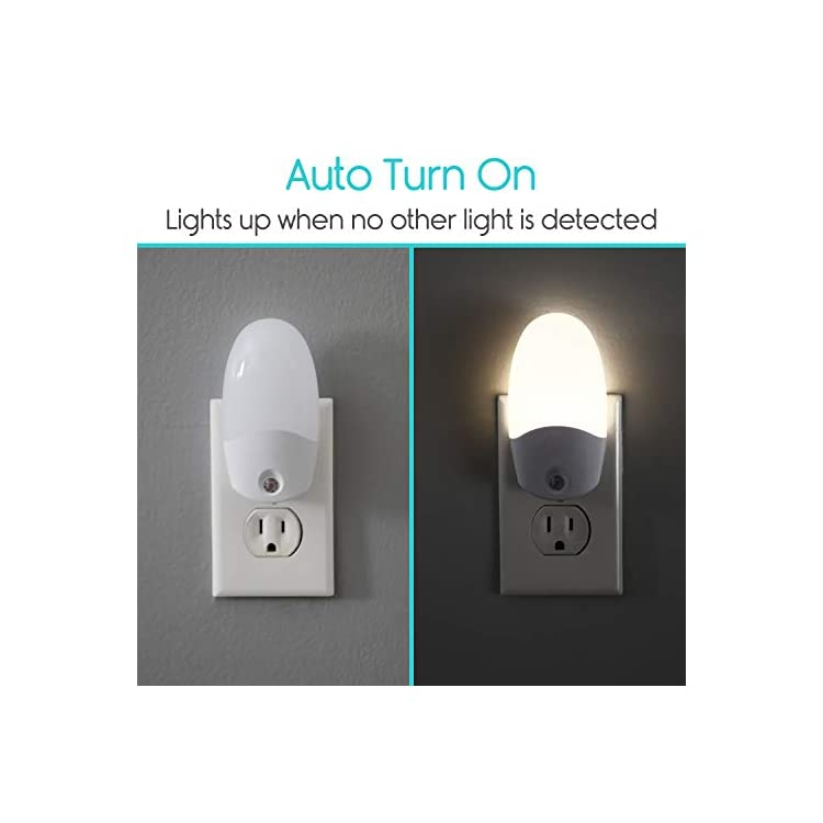 Dusk-to-Dawn-Night-Lights---Light-Sensing-LED-Nightlight-for-Adults,-Kids,-Baby---Hallway-Plug-In-for-Bedroom,-Bathroom-Wall---Portable,-Energy-Efficient,-Compact-for-Nursery,-Kitchen,-Travel-(4)