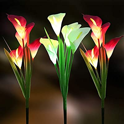 3-Pack-Solar-Lights-Outdoor-Garden-Stake-Flower-Lights-with-Total-12-L