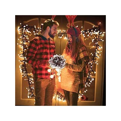 Valentine's-Day-LED-String-Lights,-Indoor-Outdoor-Lights,-10FT-400-LEDs-Waterproof-8-Flash-Modes-for-Valentine's-Day,-Wedding,-Party-Backyard-Patio-Bedroom-Outdoor-Decor