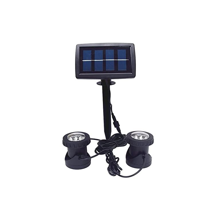 Waterproof-Solar-Energy-Powered-12-LED-Spotlight-with-2-Submersible-La