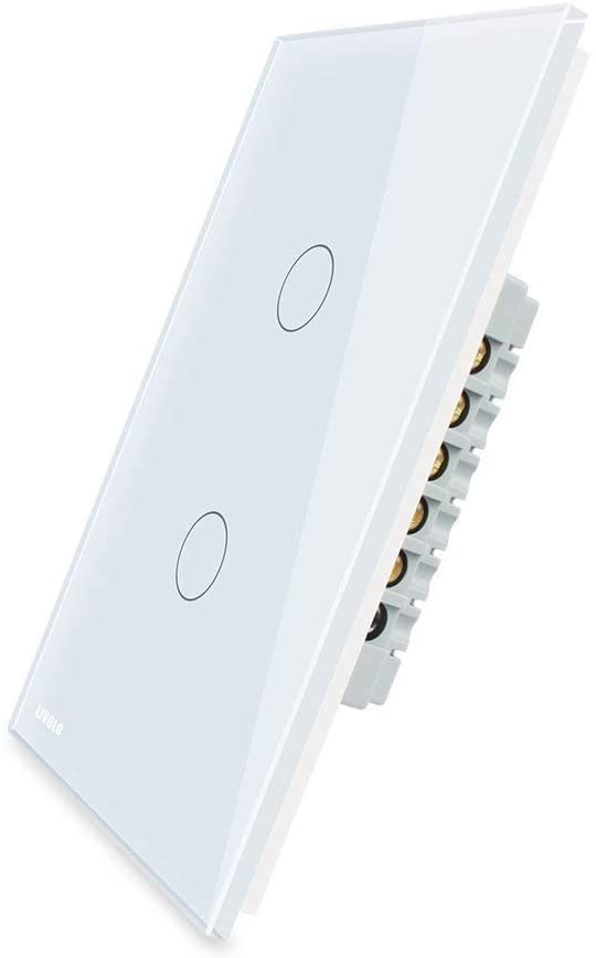 Wall-Touch-Light-Switch-With-LED-Indicator-White-US-Standard-AC-110-25