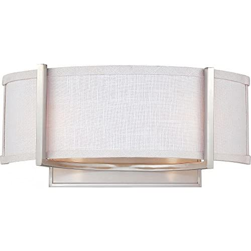 60/4754-Two-Light-Wall-Sconce-Vanity,-Brushed-Nickel