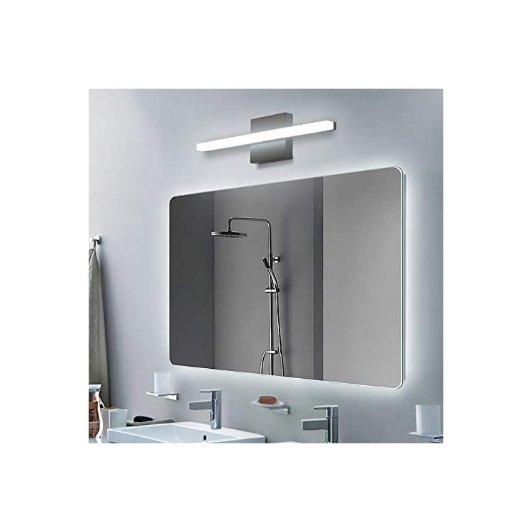 LED-Bathroom-Vanity-Light-Black-Mirror-Lighting-Fixture-16-Inch-9W-Wal