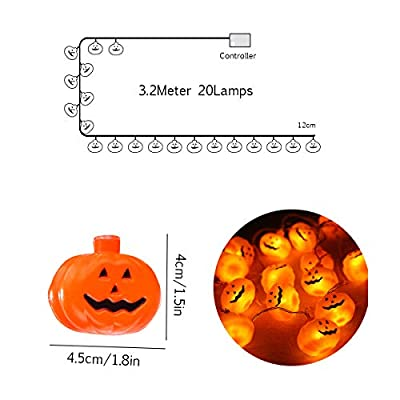 Jack-O-Latern,-Pumpkin-String-Lights-Battery-Operated-8.2ft-20pcs-Indoor-LED-Festoon-Lights-Decorative-for-Halloween-Party-Yard-Lawn-Garden