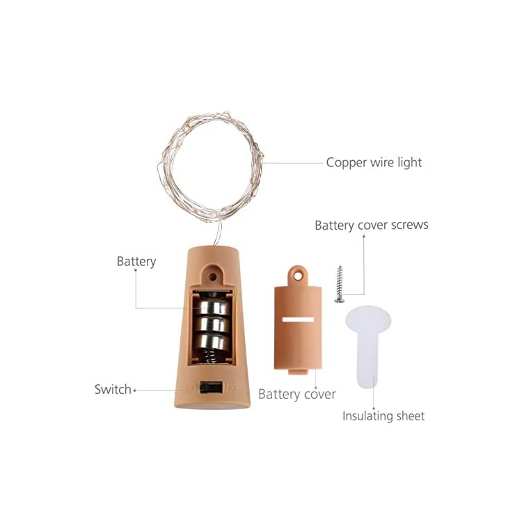 24-Pack-20-LED-Wine-Bottle-Cork-Lights,-Fairy-Mini-String-Lights-Copper-Wire,-Battery-Operated-Starry-Lights-for-DIY,-Christmas,-Halloween,-Wedding,-Party,-Indoor&Outdoor-(Warm-White)