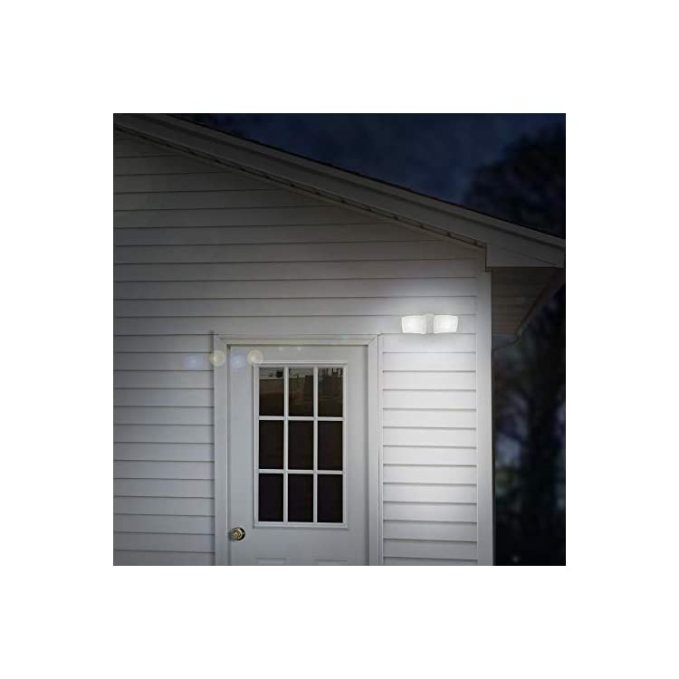 LED-Outdoor-Security-Flood-Light,-2100-Lumens,-5000K,-Dusk-to-Dawn-Flood-Light,-Manual-Override,-50,000-Hours,-Direct-Wire,-Weatherproof,-ETL-&-Energy-Star-Certified,-White-Finish