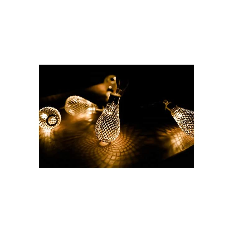 Hollow-Out-Metal-net-String-Lights,-9.84ft/3M,-20-LED-Fairy-String-Lights,-for-Indoor,-Outdoor,-Party,-Patio,-Wedding,-Bedroom,-Christmas-Tree-(Warm-White)