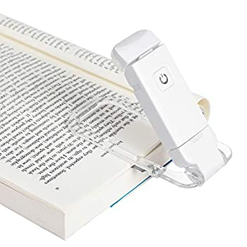 USB-Rechargeable-Book-Reading-Light,-Warm-White,-Brightness-Adjustable