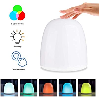 Touch-Sensor-Switching-LED-Night-Lamp,-Pat-LED-Baby-Night-Light,-USB-Rechargeable-Breathing-Magnetic-Night-Lamp,-for-Children-Bedroom-and-Nursery