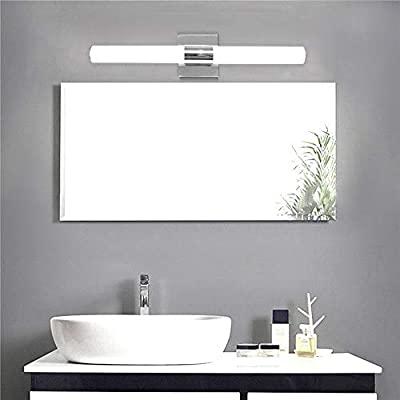 LED-Vanity-Lights-6000K-Cool-White-23Inch-12W-Modern-LED-Tube-Wall-Light-Fixtures-Bathroom-Makeup-Mirror-Light