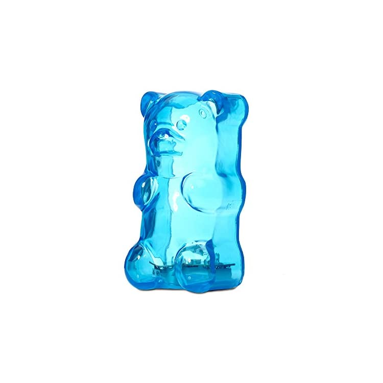 Gummygoods-Squeezable-Gummy-Bear-Night-Light-for-Kids,-Babies,-Toddlers,-Portable-and-Cordless,-with-60-Minute-Sleep-Timer,-Perfect-Gift,-Blue