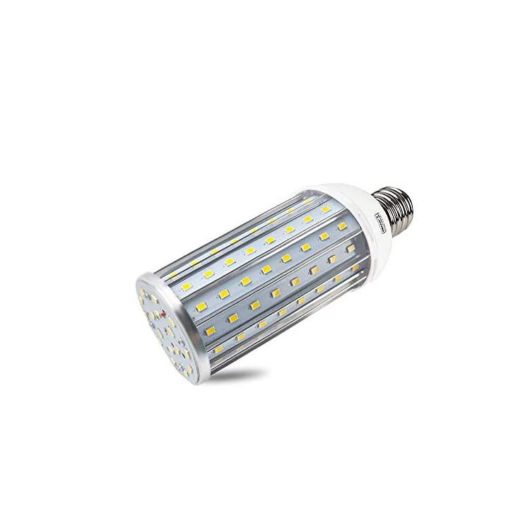 60W-LED-Corn-Light-Bulb-Lamp,-6000LM-E26/E27-6000K-85V~265V-Super-Bright-Light-for-Indoor-Large-Area,-Garage-barn-Workshop-Warehouse-Factory-Porch-Backyard-High-Bay-Street-Outdoor