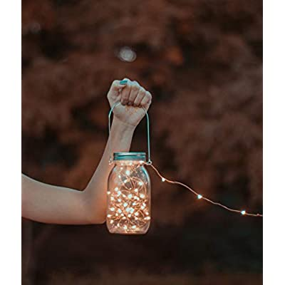Starry-String-Lights-Timer-Battery-Holder-Case-Operated-Flexible-Fairy-Lights-9.8-Feet-30-LEDs-Copper-Wire-Rope-Light-Patio-Decorations-Ultra-Thin-Mini-Lighting-for-Bedroom,-Patio,-Garden,-Gate,-Yard