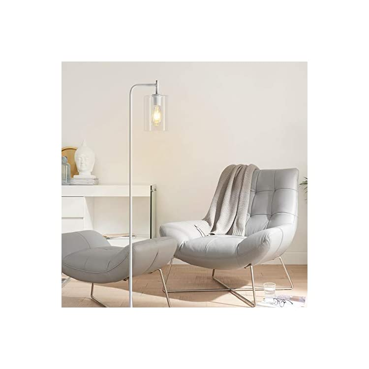 Floor-Lamp,-66-inch-Vertical-Industrial-Lamp-with-Glass-Lamp-Shade-for