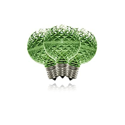 SMD-Replacemnt-Light-Bulb,-G50,-Green