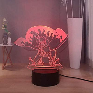 Anime-Naruto-Colorful-3D-Night-Light-Plug-in-Desk-Lamp,-Popular-Bedroom-Sleeping-Night-Lamp-Bedside-Lamp,-Cool-USB-Creative-Lamp-Romantic-LED-Energy-Saving-Lamp,-Children's-Birthday-Xmas-Gift