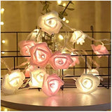 20-LED-10ft-Rose-Fairy-String-Lights,-Low-Voltage-Battery-Operated-for-Indoor-&-Outdoor,-Party,-Wedding-and-Holiday-Decorations-Pink-White