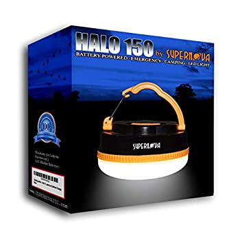 Halo-150-Extreme-LED-Camping-and-Emergency-Lantern---The-Brightest-Mos