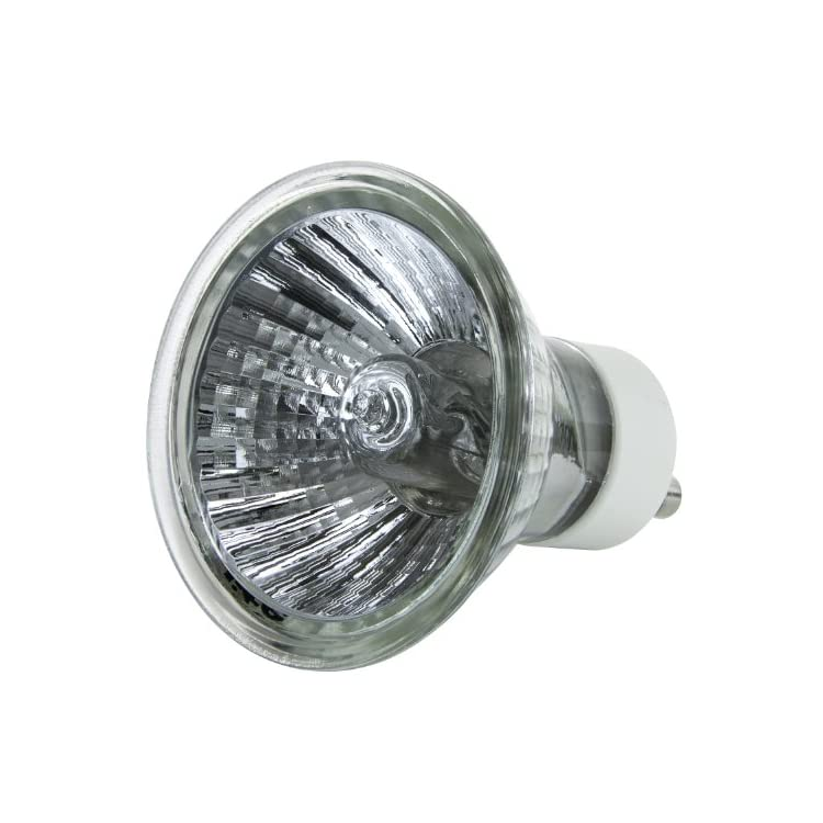 Series-50MR16/GU10/NFL/120V/6PK-Halogen-50W-120V-MR16-Narrow-Flood-Lig