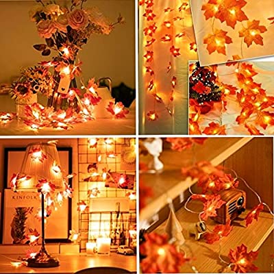Maple-Leaves-String-Light,-Waterproof-Halloween-Thanksgiving-Decorations-Maple-Lights-3AA-Battery-Powered-Lighted-Garland-for-Holiday-Party-Indoor-Outdoor-Thanksgiving-Decor-(9.8-Ft-20-LED)
