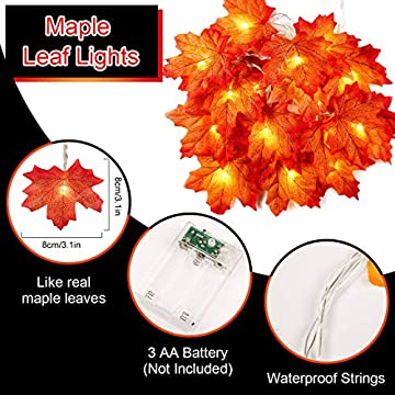Thanksgiving-String-Lights-Fall-Maple-Leaf-Lights-Fairy-String-Lights-40-LED-Seasonal-Indoor-Outdoor-String-Lights-for-Garland-Decor-Christmas-New-Year-Party