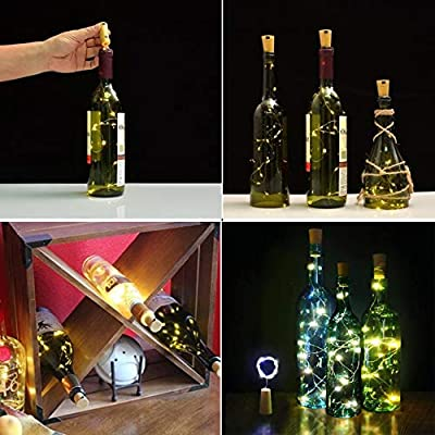 Wine-Bottle-Lights-with-Cork-15-Pack-20-LED-Fairy-Lights-String-Battery-Operated-Mini-Copper-Wire-Light-is-6.5-Feet-Used-for-DIY-Party,Christmas,Wedding-Center-or-Table-Decorations(Warm-White)
