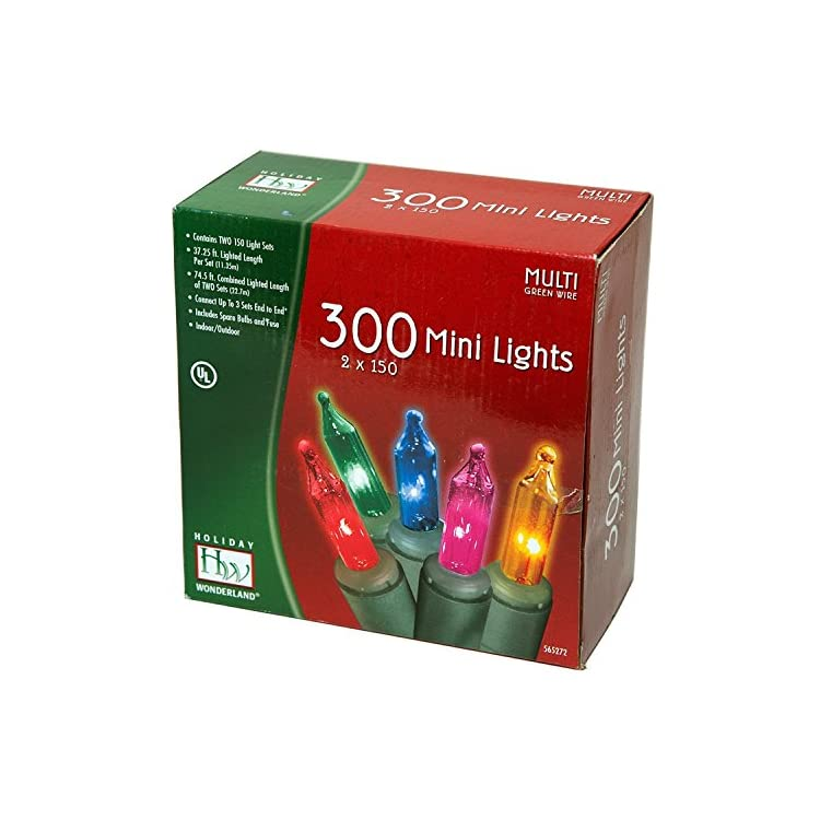 Holiday-Wonderland's-300-Count-Mini-Multi-Color-Christmas-Light-Set