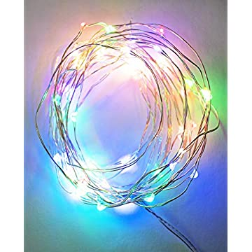 Fairy-Light-Gold-Copper-Wire-String-Lights-50-LED-Multi-Color-Changing-Battery-Operated-for-Decorative-Indoor-Bedroom-Home-Decor-Teen-Nursery-Dorm-Room-Apartment-(Multi-Color)