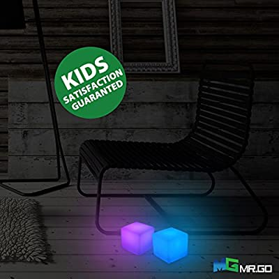 4-inch-Dimmable-LED-Night-Light-Mood-Lamp-for-Kids-and-Adults---16-RGB-Colors---5-Level-Dimming---4-Lighting-Effects---Rechargeable---Remote-Control---Decorative---Fun-and-Safe---White-Finish