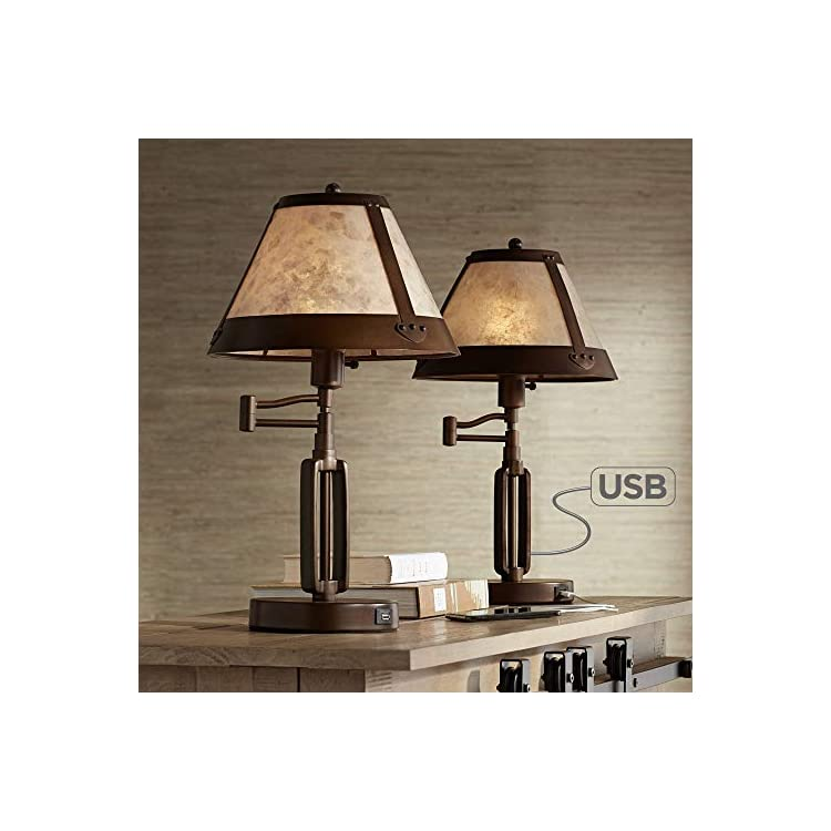 Samuel-Rustic-Industrial-Swing-Arm-Desk-Table-Lamps-Set-of-2-with-USB-