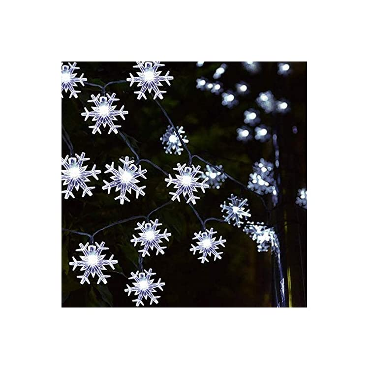 Christmas-Snowflake-Lights,16ft-50-LED-Indoor-Battery-Operated-Snowflake-String-Lights-for-Christmas-Tree,-Home,Wedding-Party,fire-Place,-Photo-Frame-Decorations.