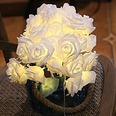 20-LED-White-Rose-Flower-String-Lights-Battery-Operated-for-Valentine's-Day-Tanabata-Wedding-Birthday-Girl's-Bedroom-Decorations