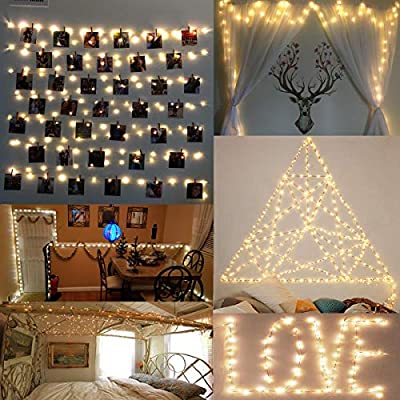 66ft-200-LEDs-USB-Powered-Fairy-String-Lights-with-Dimmable-Switch,-for-Bedroom/Garden-Decor