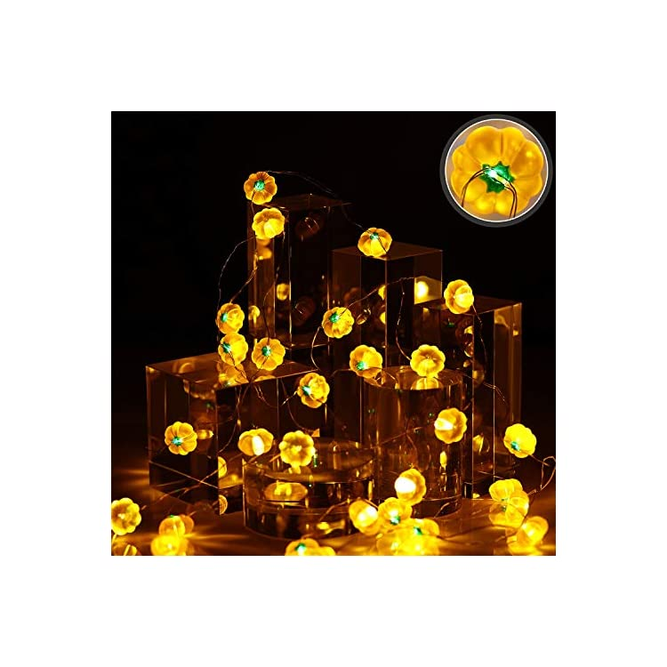 3D-Pumpkin-Led-String-Lights,-10ft-30-LED-Lights-Battery-Powered-with-8-Flicker-Modes,-Remote-&-Timer-for-Fall,-Halloween,-Thanksgiving,-Wedding,-Birthday-Parties,-DIY-Home-Mantel-Decoration