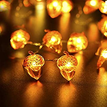 Acorn-Christmas-Decoration-String-Lights,-10-ft-Acorn-Led-String-Lights-Battery-Operated-Lights-for-Indoor-Outdoor-Fall-Thanksgiving-Christmas-Wedding-Birthday-Harvest-Party
