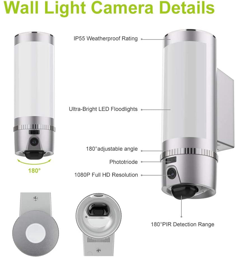 FREECAM-Outdoor-Security-WiFi-Camera-1080P-Wireless-AI-Floodlight-Came