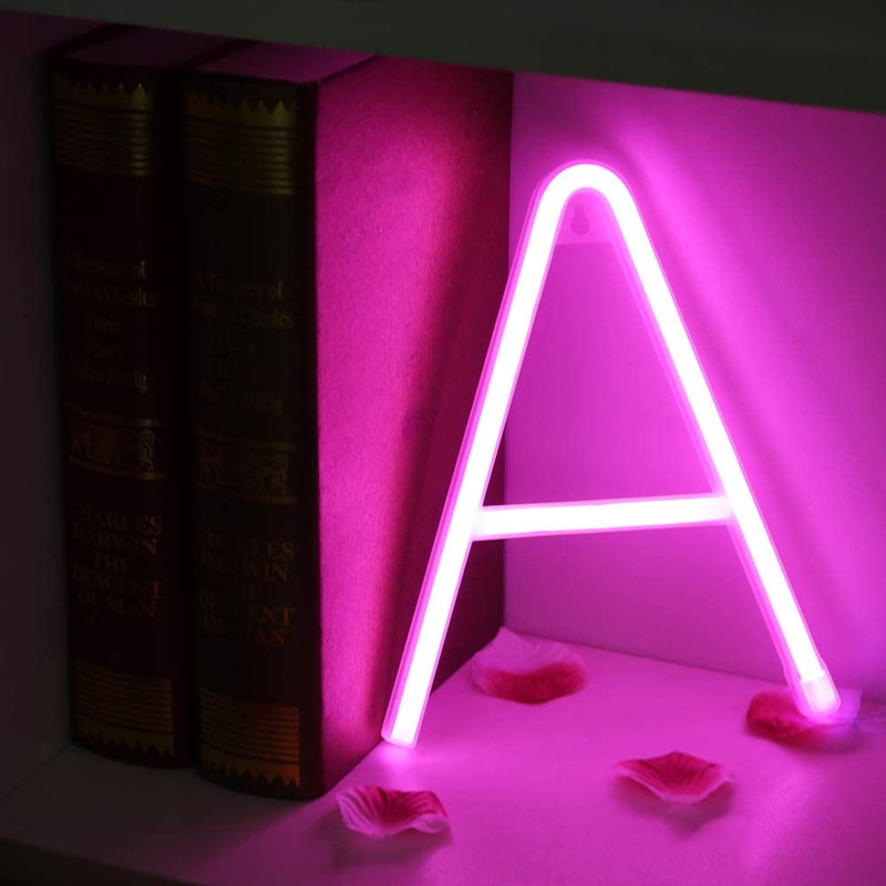 Light-Up-Letters-Neon-Signs,-Pink-Marquee-Letters-Lights-Wall-Decor-fo