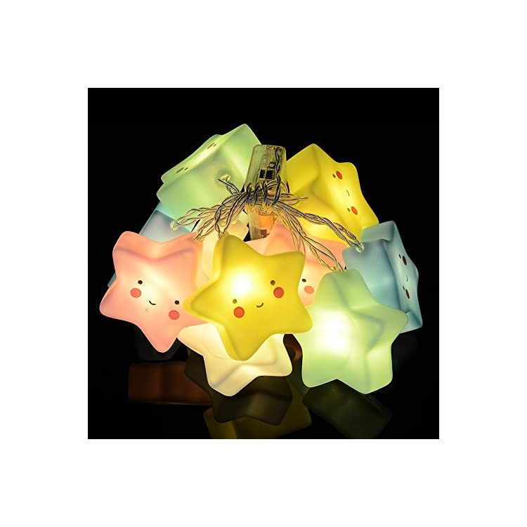 Indoor-String-Light-Battery-Operated-Star-String-Lights-10-Lights-for-Children-Bedroom-Home-Holiday-Decortion(3.6ft)