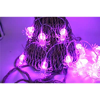 20LED-3D-Skeleton-Skull-Ghost-Halloween-Pumpkin-Outdoor-Indoor-Lighting-String-Light-Lamp-for-Halloween-Christmas-Masquerade-Carnival-Themed-Party-Decor-(Spider:4cm,-Mixcolor)