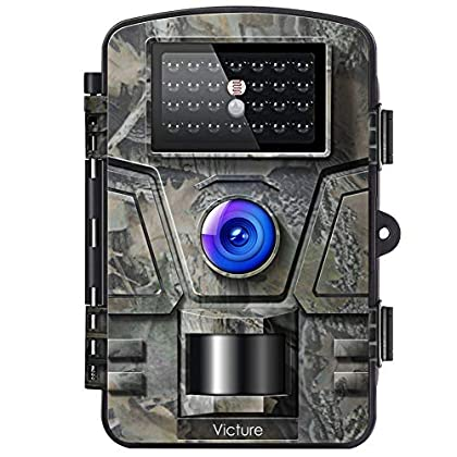 Trail-Game-Camera-16MP-with-Night-Vision-Motion-Activated-1080P-Huntin