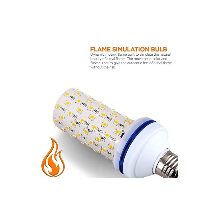 Flame-Bulbs,-E26-Flame-Lights,-108pcs-LED-Flame-Effect-Light-Bulbs,4-Modes-with-Upside-Down-Effect,-Flame-Light-Bulbs-for-Halloween,Christmas,-Home,-Party,-Bar(2-Pack)