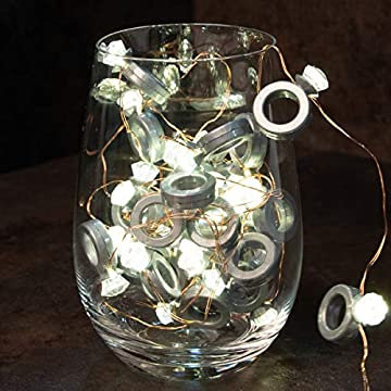 25-Diamond-Ring-LED-Battery-Operated-String-Lights-Party-Supplies-Indoor-Outdoor-Home-Décor