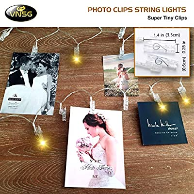 40-LED-Photo-Clip-String-Lights-for-Bedroom-Wall-Decor┃Battery-or-Plug-In┃Fairy-Lights-to-Hang-Pictures-Christmas-Cards,-Wedding-Photos┃20ft-Soft-White┃Photo-Lights-with-Clips-for-Picture-Hanging